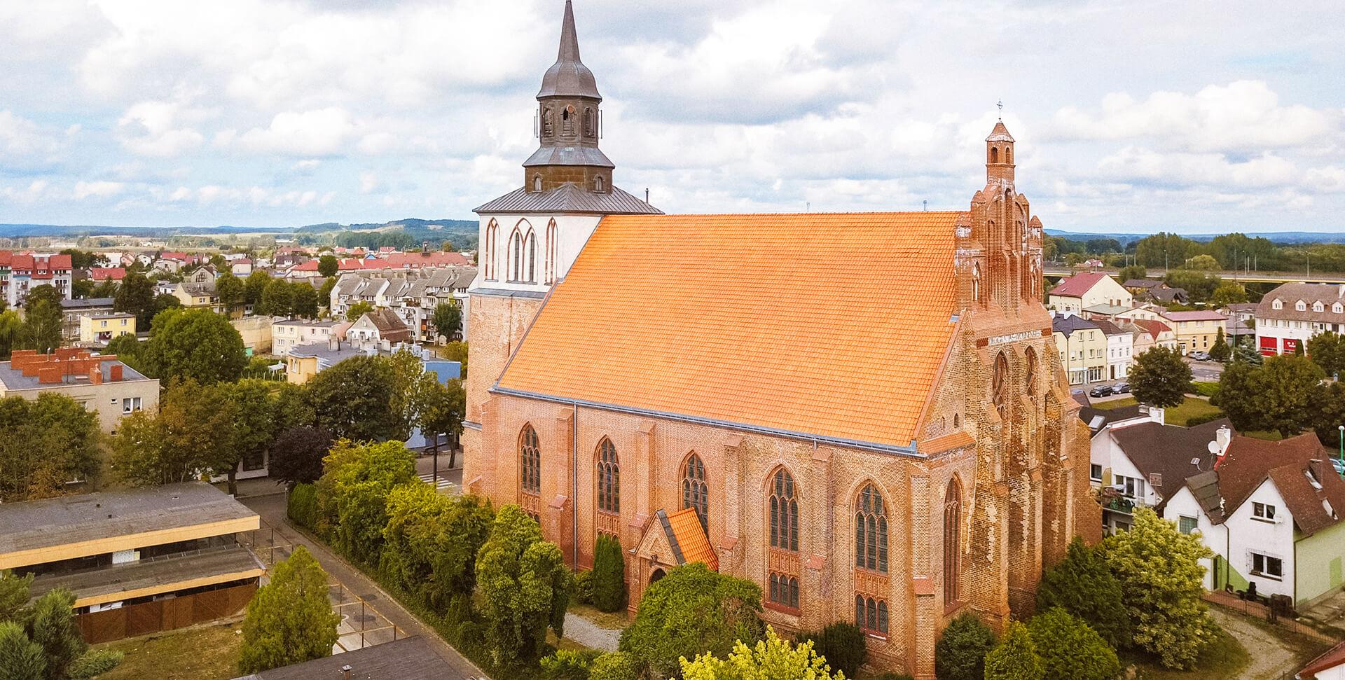 Kolegiata pw. św. Mikołaja Biskupa