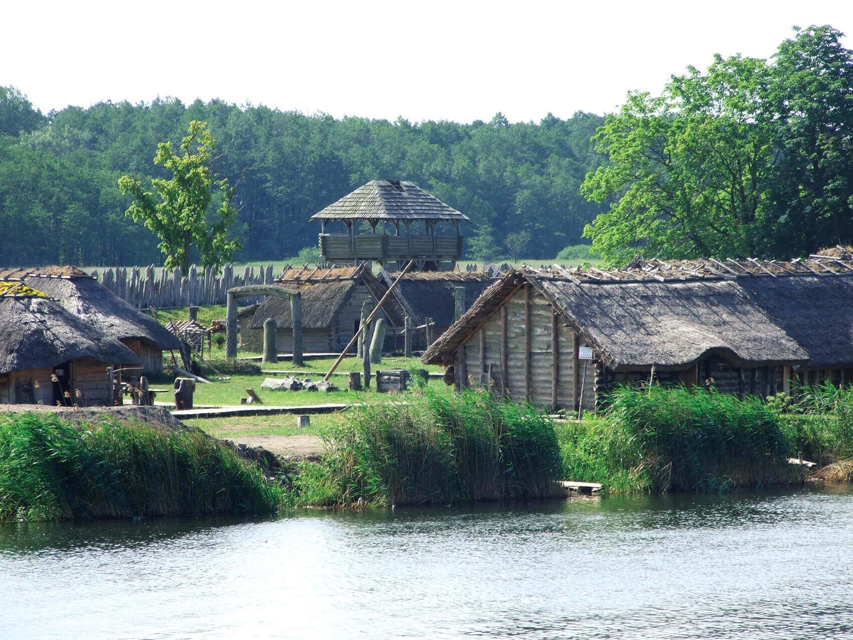 Skansen Centrum Słowian i Wikingów